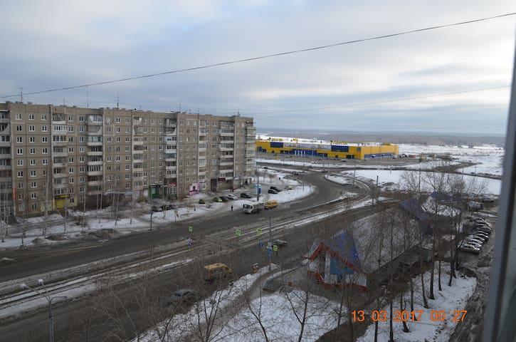 Уютная квартира на Октябрьском. - Nizhniy Tagil - Apartemen