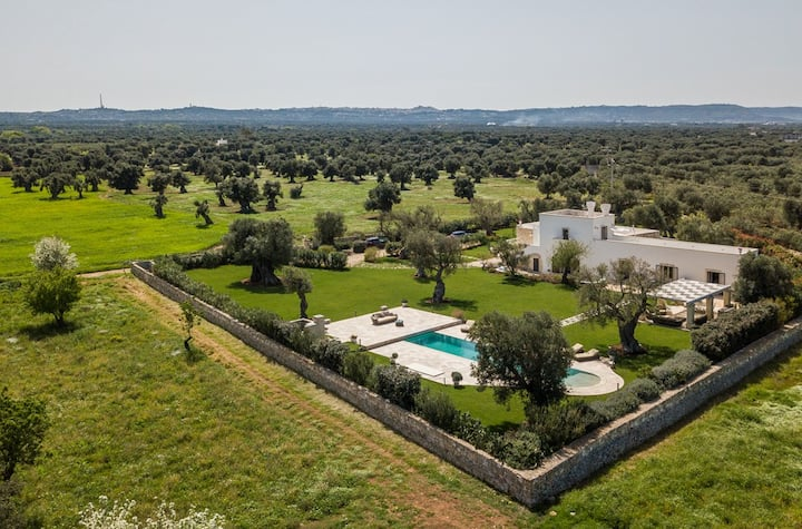 Il Frantoio | Luxury villa with private pool