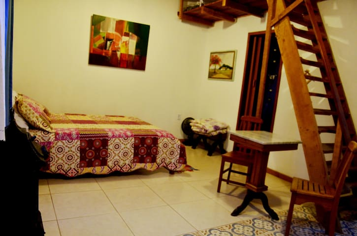 Pousada Vila Paolino - São Pedro da Serra - Flat 5 - Nova Friburgo - Bed & Breakfast
