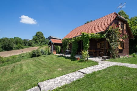 Peacefull family cottage - Prhoć - Huis
