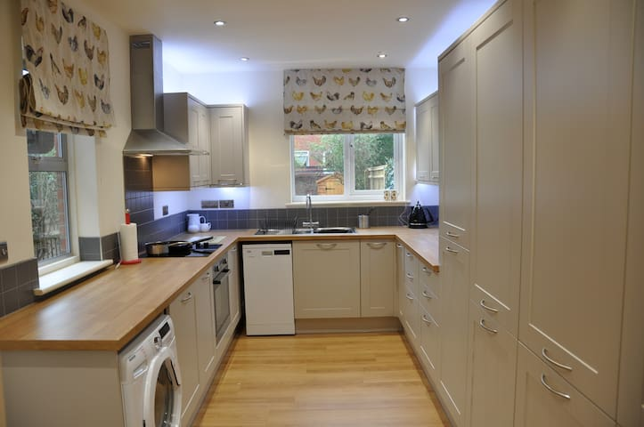 Beautiful 3 bed house in Headington - Oxford - House