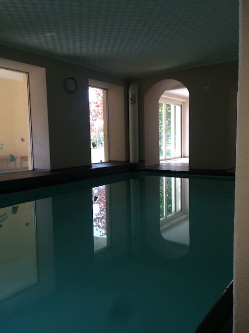 Indoor pool zur Mitbenützung
