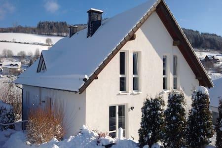 Vakantie vieren in het Sauerland - Olsberg - Casa