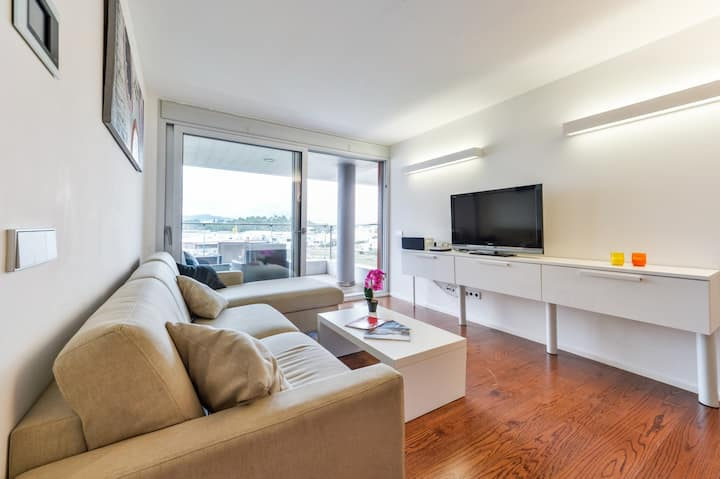 Amazing and new apartment in Marina Botafoch 5