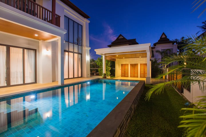 BEAUTIFUL 3 BDR POOL VILLA (A2)
