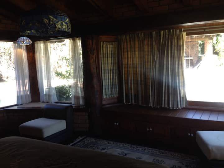 Habitación en la cabaña