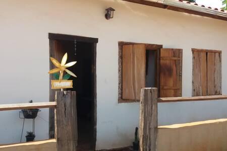 Suíte familiar em Milho Verde - Serra do Espinhaço