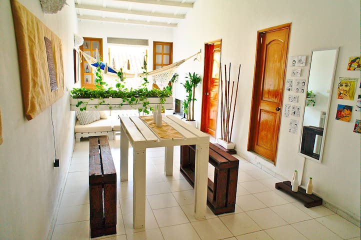 Dosha's Place - stay in the Historical Center - Cartagena - Apartamento