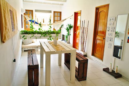 Dosha's Place - stay in the Historical Center - Cartagena