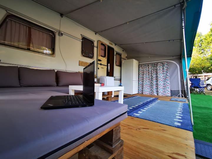 Caravan SeaEsta - Sozopol Bulgaria Seaside
