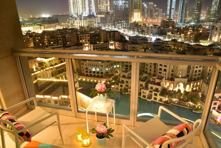 Stunning Fountain View 2 BDR in Downtown Dubai