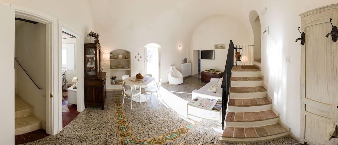 ALLE FORNACI VECCHIE - casa vacanze - Matera - House
