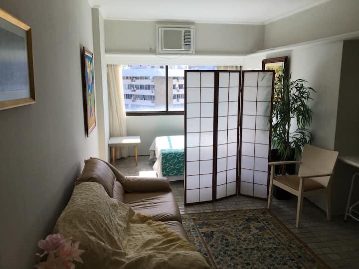 Apartamento Flat Boa Viagem