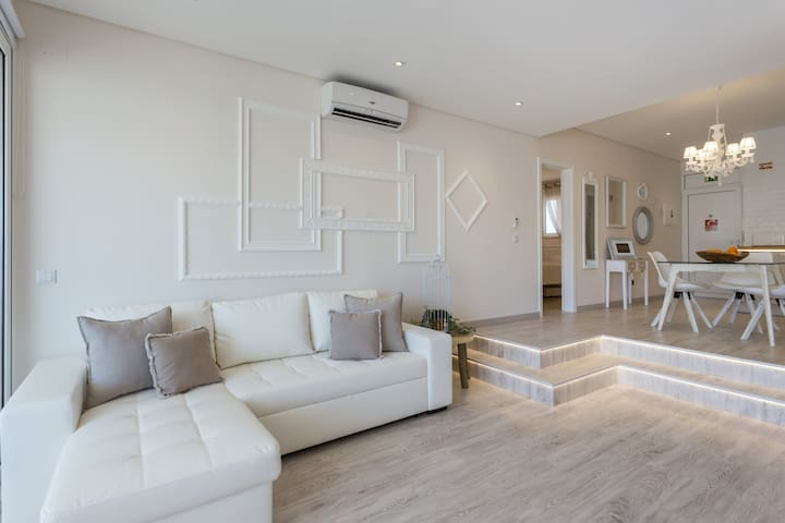 DESIGN APARTMENT, SEA VIEW BALCONY, OLD ALBUFEIRA