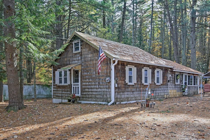 NEW! 3BR Gloversville Home by Great Sacandaga Lake