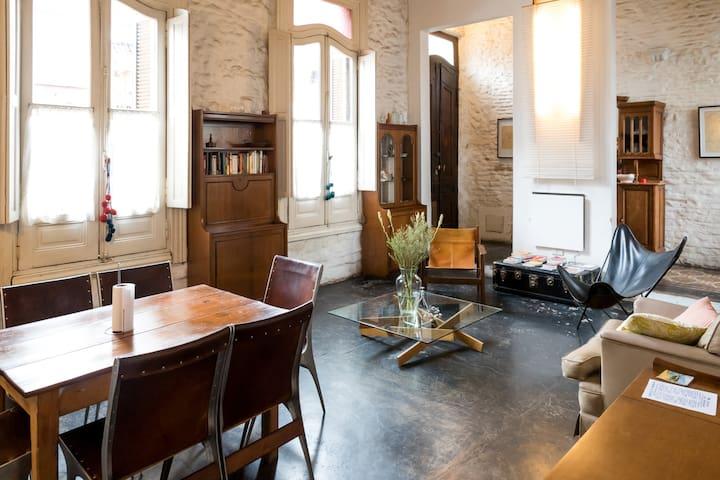 DOUBLE BEDROOM PRIVATE BATHROOM - Buenos Aires - Rumah
