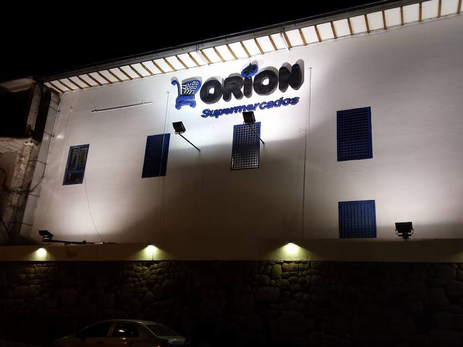 Orion supermercado