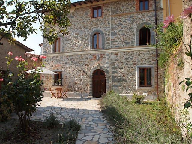Semester i Toscana - Oneta - Huis