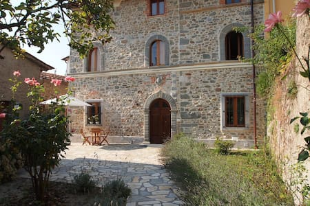 Semester i Toscana - Oneta - Hus