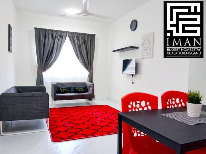 Kuala Terengganu Guesthouse (Apartment Near Beach)