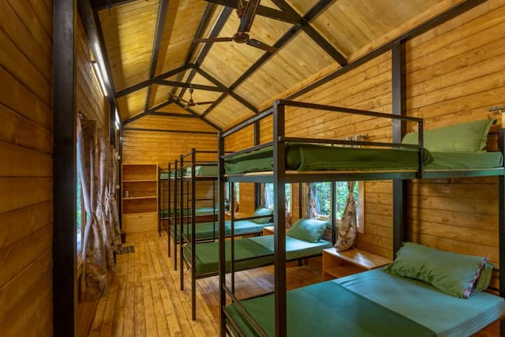 Agumbe Rainforest Dormitory stay