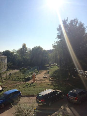 Весенняя Simple - Kemerovo - Lejlighed