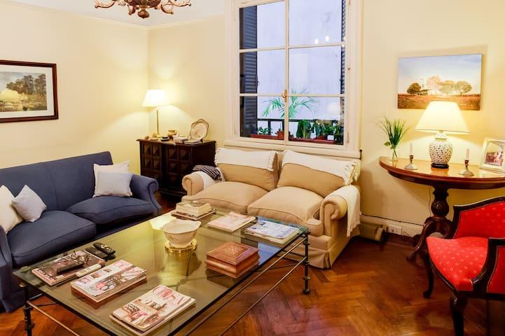 Habitación privada grande. Centro. - Buenos Aires - Huoneisto