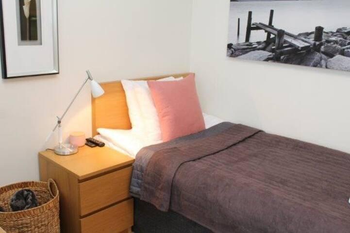 Skäggetorps apartment, Linköping
