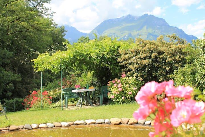 """Appartamento con giardino """"De Bati"""" - Castion - Apartament"""