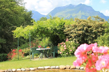 "Appartamento con giardino ""De Bati"" - Castion - Apartamento"