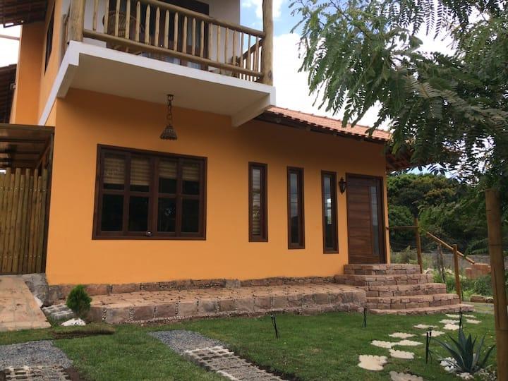 Suite 01- CASA DO CAPÃO-R$ 150/Noite- 2 pessoas