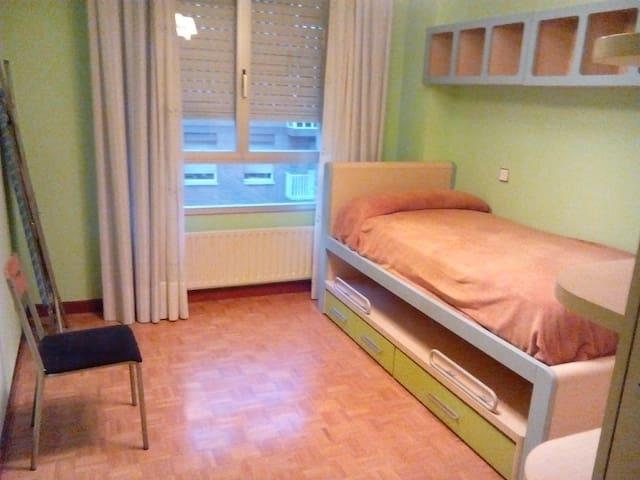 HABITACIÓN CENTRO VITORIA WIFI - Vitoria-Gasteiz - บ้าน