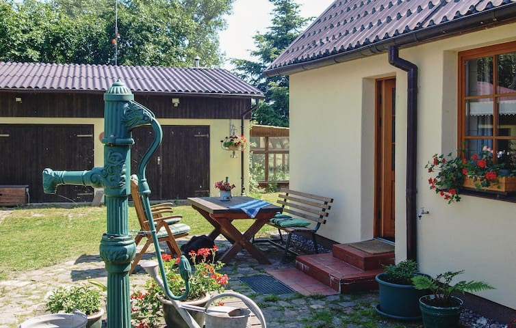 Holiday apartment with 1 room on 49m² in Lütow