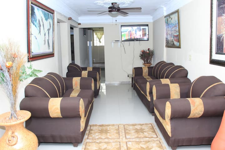 La plus belle maison à affermer à Cap-Haïtien