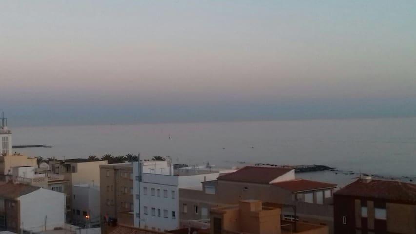 Casa en primera linea de playa TORRENUEVA - Torrenueva - Appartamento