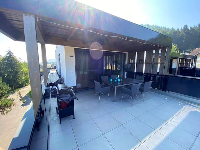Luxus-Penthouse am Klopeinersee - Seeblick 4 Pers.