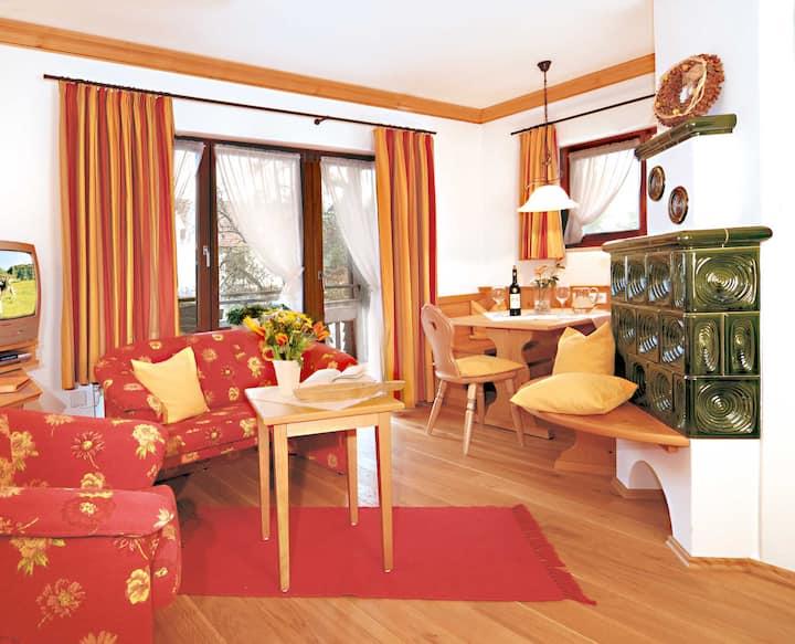 Hotel zum Breitenberg, (Bad Peterstal-Griesbach), Ferienwohnung, 57qm, 2 Schlafzimmer, max. 3 Personen