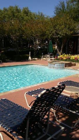 A great place to rest. - Austin - Apartament