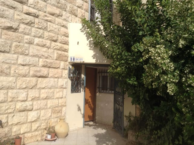 The room has its private bathroom ,on main floor, - Jerusalem - Haus