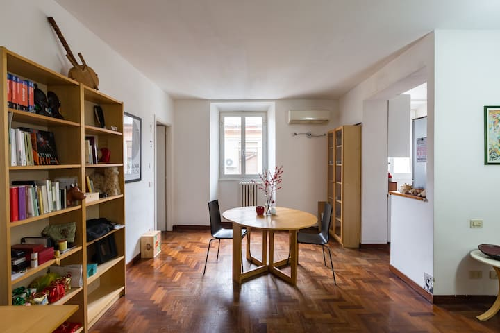 Central whole flat in Piazza Fiume - Roma - Apartemen