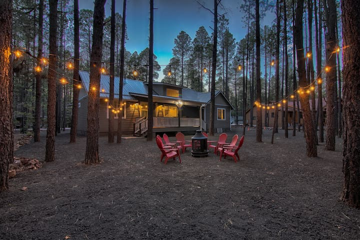 2018 BUILT❤️ Kid/Pet Friendly w/Firepit & ATV Trail
