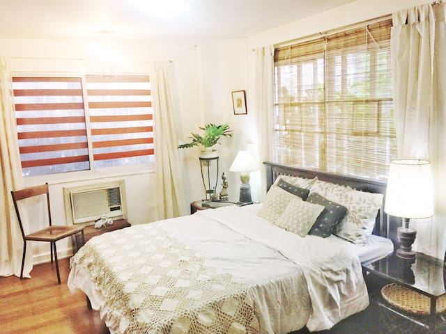 Home away fr home! - Cozy room in Mandaluyong home
