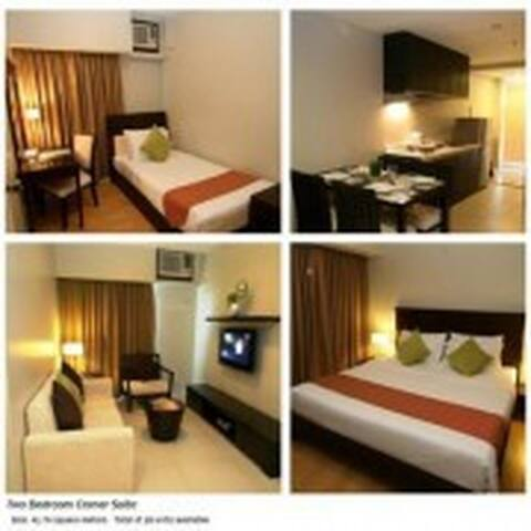 Fully furnished 2 bedroom condotel - Pasig - Condo