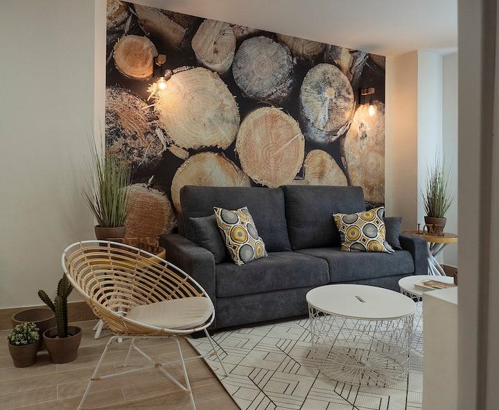 HOMELY Salamanca apartamento The Nature -C2-.