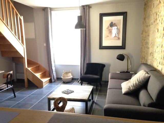 Appartement Camélia - Bayeux centre