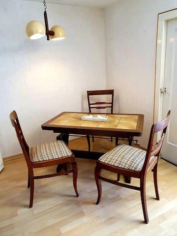 Schöne 2 Zimmer Wohnung zentral in Stadtoldendorf