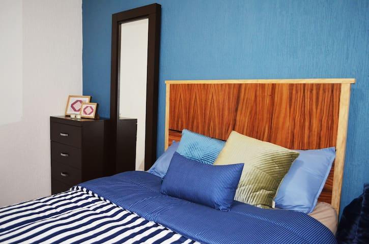 Habitación del Mar. Tu espacio en Riviera Nayarit.