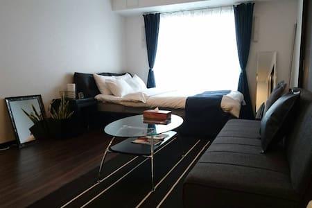 2♪Center of Hiroshima!New Apt!!Good access!WiFi★ - Naka-ku, Hiroshima-shi