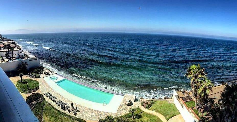 Amazing Condo with ocean View - Ensenada - Lägenhet