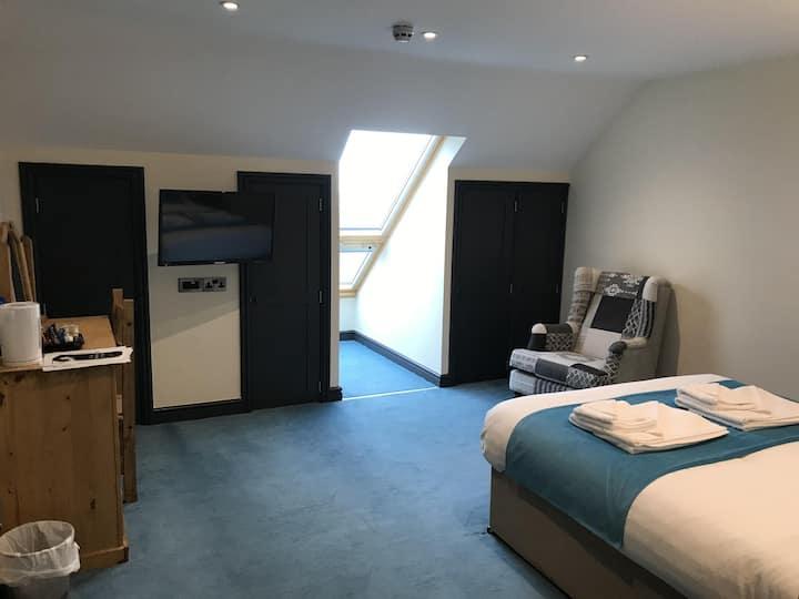 Double Sea View 1st Floor En Suite Room